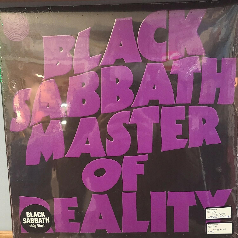 Black Sabbath - LP - Master Of Reality