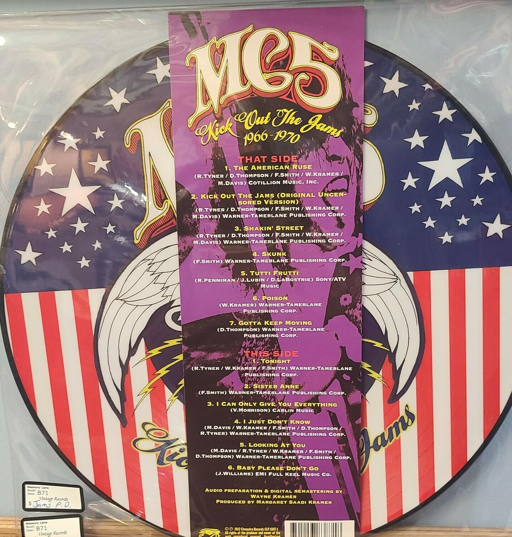 Kick Out The Jams - LP - Various