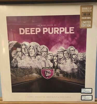 Deep Purple - LP - The Many Faces of Deep Purple