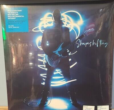 Joe Satriani - LP - Shape Shifting