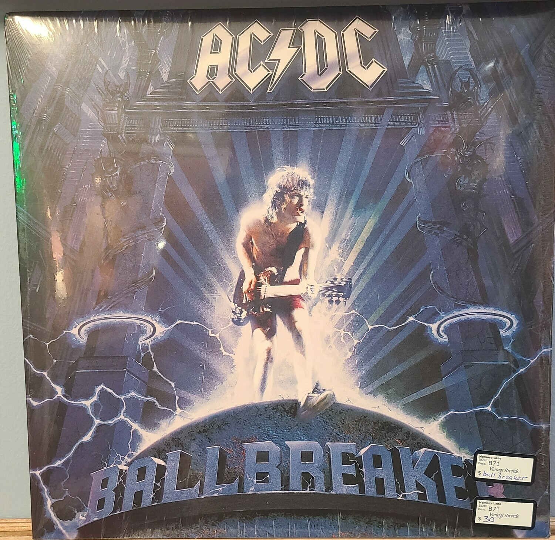 ACDC - LP - Ball Breaker