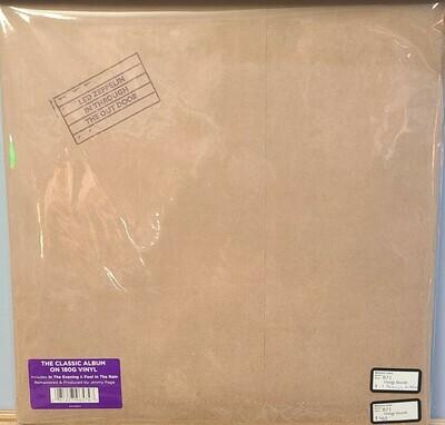 Led Zeppelin - LP - In Through the outdoor