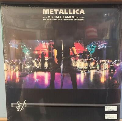 Metallica - LP - The San Francisco Symphony Orchestra