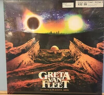 Greta Van Fleet - LP -  Anthem O