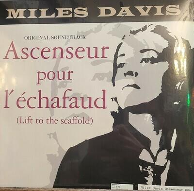 Miles Davis -  LP - Ascenseur pour l'echafaud