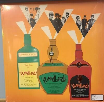 Yardbirds -  LP - The Best of the Yardbirds