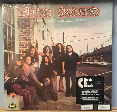 Lynard Skinner -  LP - Back to Black