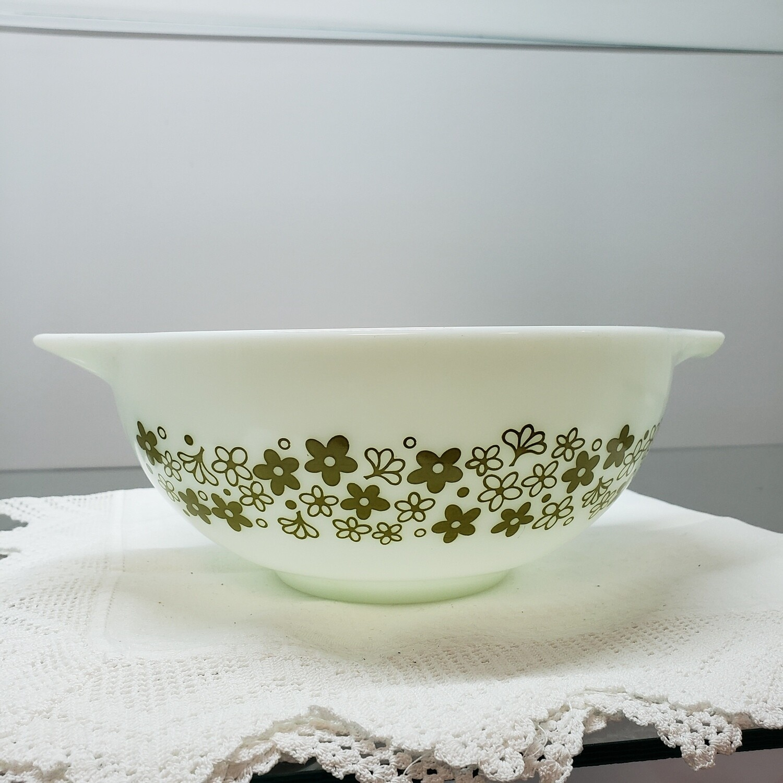 #434 Spring Blossom Pattern vintage Cinderella bowl