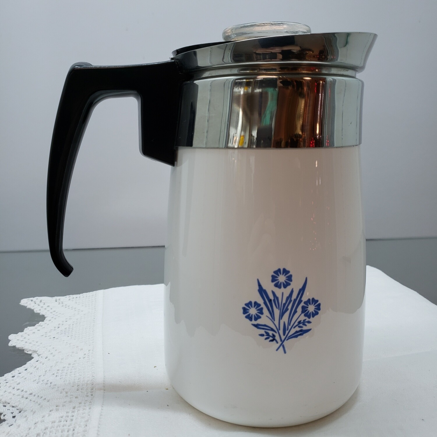 Corning ware coffee pot - French press with lid