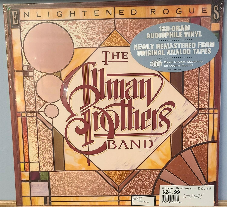 Allman Bros - Enlightened Rogue -  LP