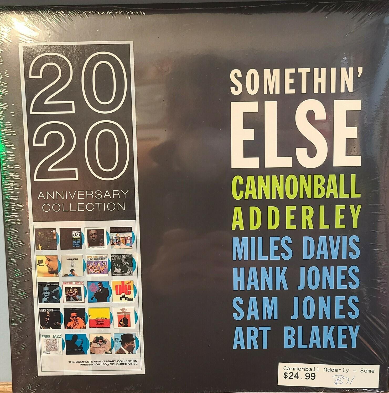 Miles Davis - Something Else - Blue Sunshine - LP