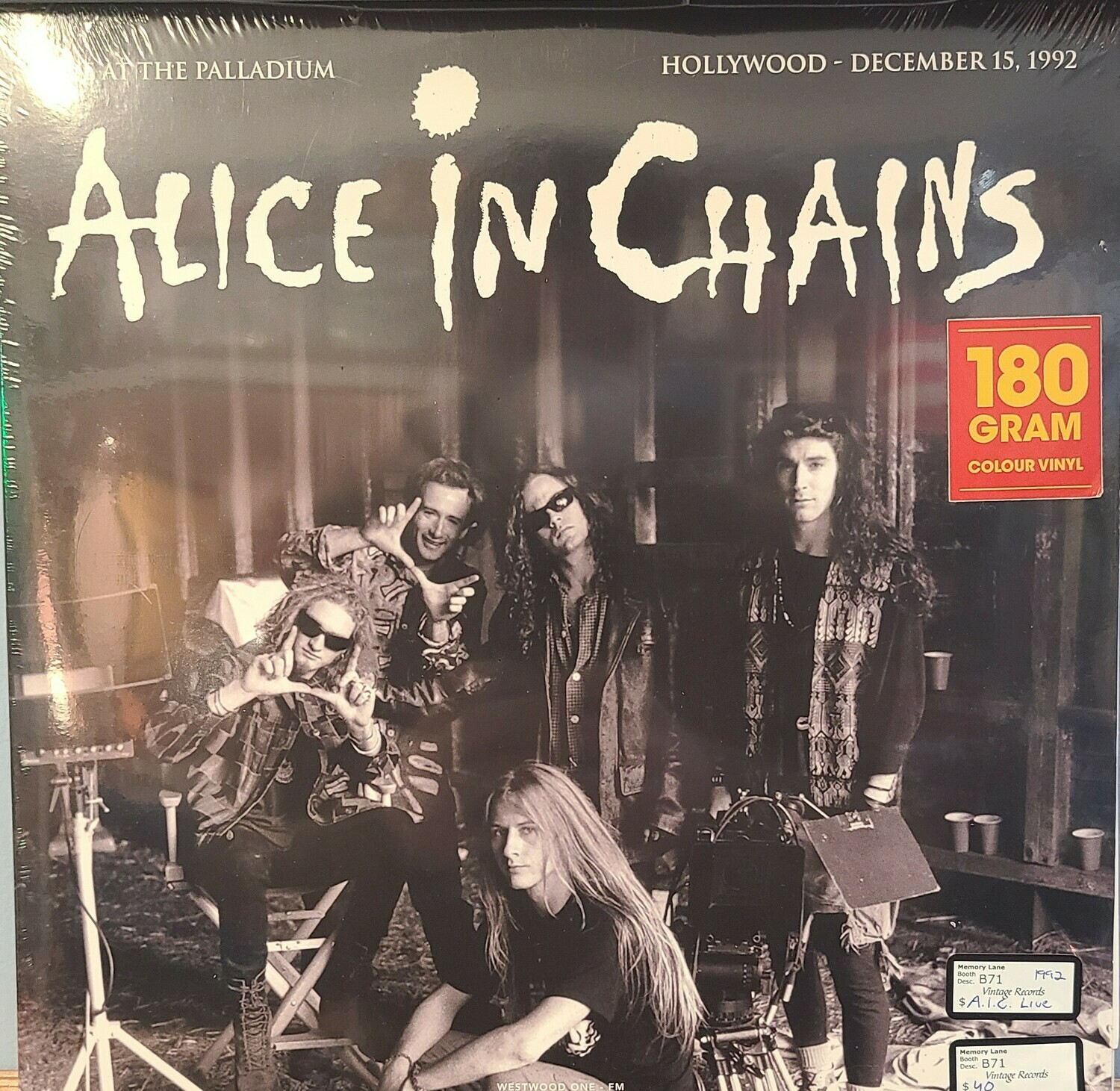Alice In Chains - At The Palladium -  LP