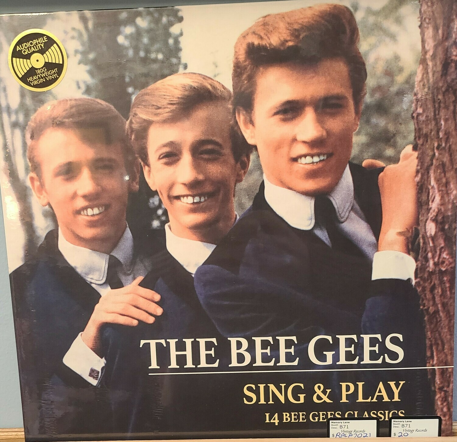 The Bee Gees - Sing & Play - LP