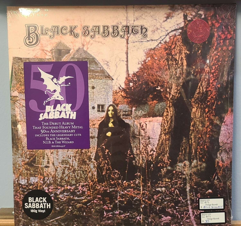 Black Sabbath - The Debut Album - LP