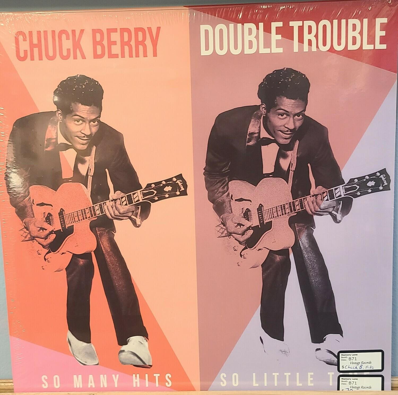Chuck Berry - Double Trouble - LP