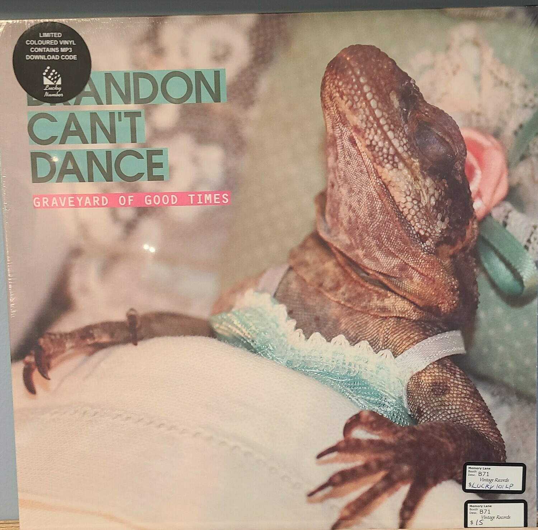 Locky - LP - Cant Dance