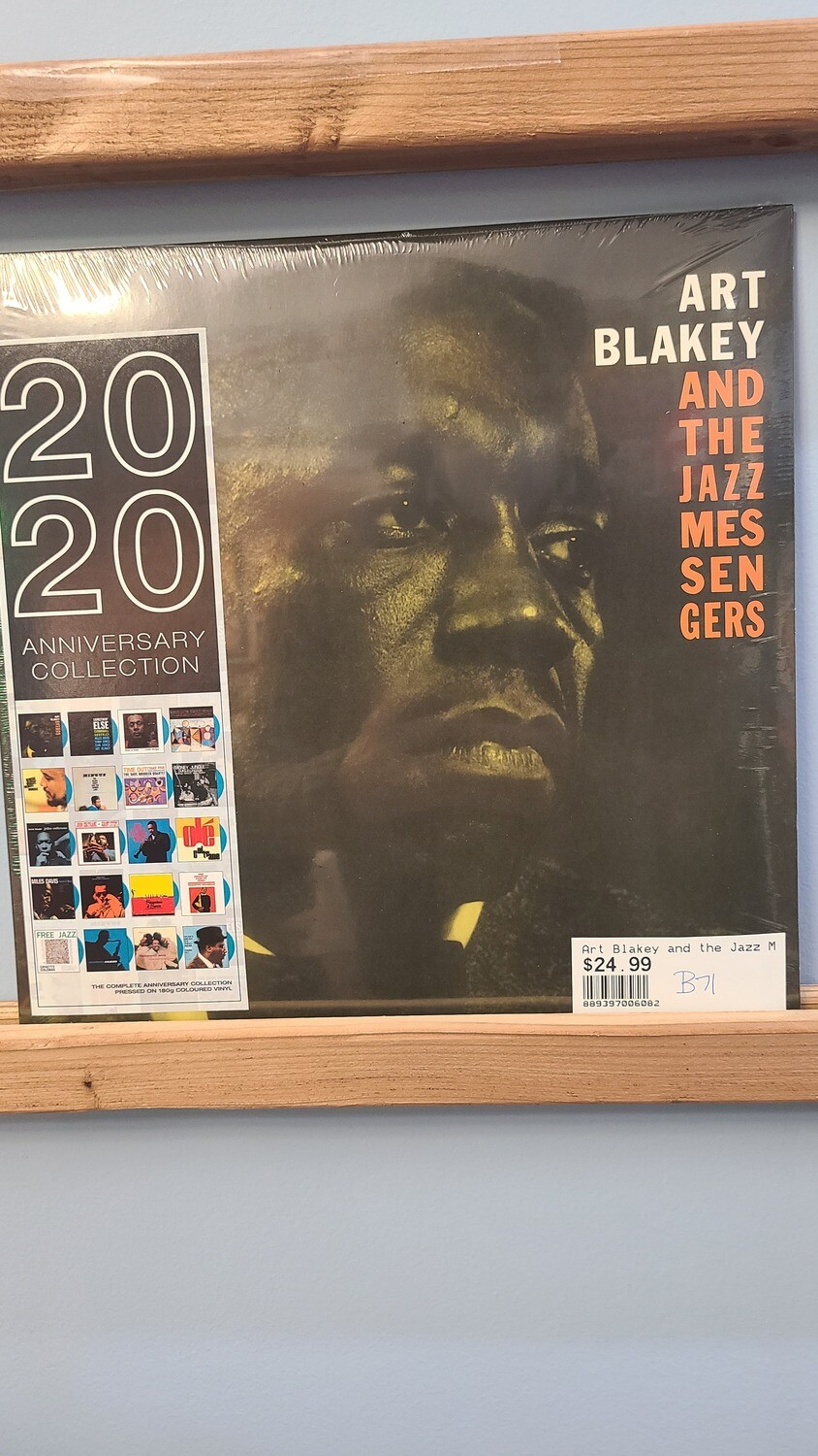 Art Blakey - LP - & The Jazz Messengers