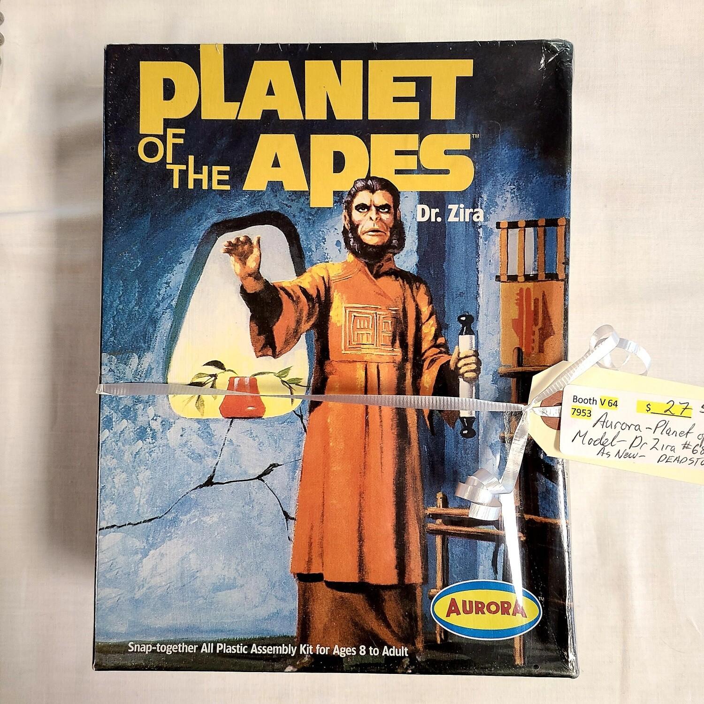 Aurora DEADSTOCK - Planet of Apes - Dr Zira - Model