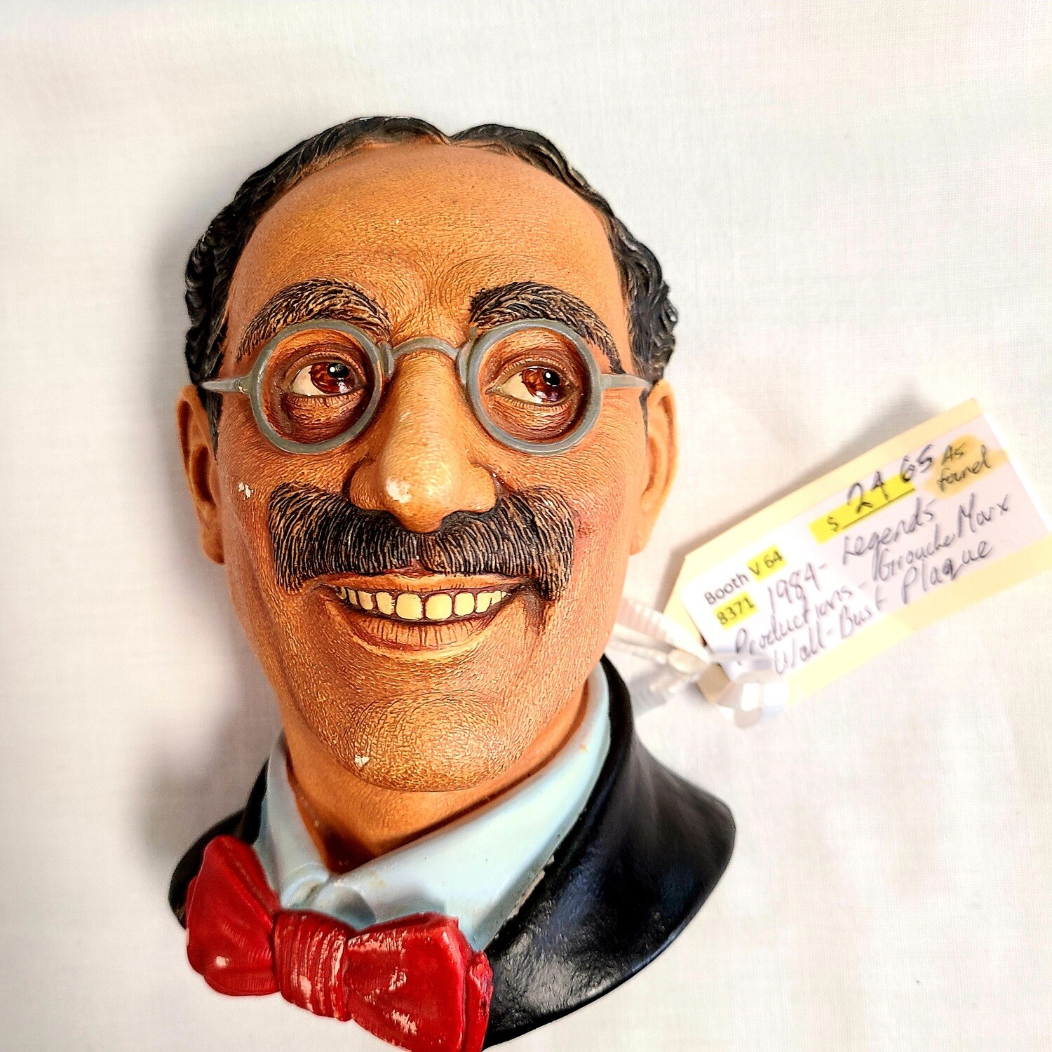 Groucho Marx - Legends - Wall Bust
