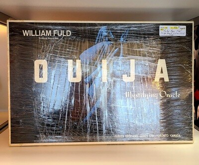 Ouija Board - Parker Brothers - Game