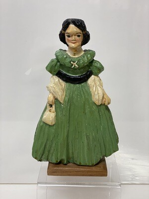 Snow White Carving by Oliver Sonley - London 1950 Booth V94