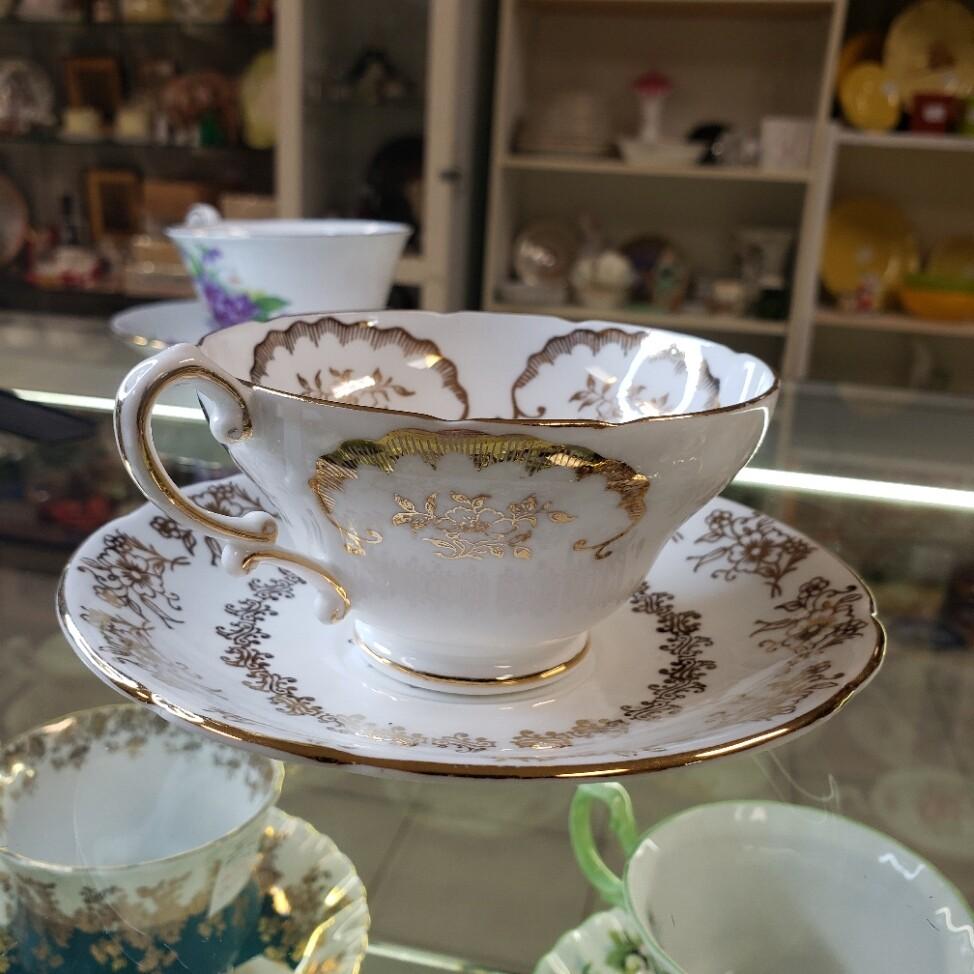 Stanley -  Tea Cup & Saucer - Booth C21