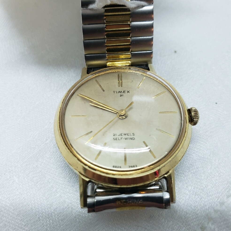 Wrist watch - Timex - Men's - Booth V51