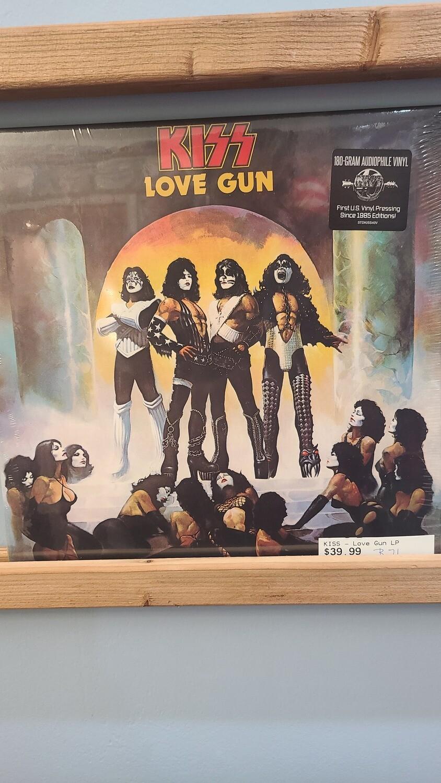 Kiss - LP - Love Gun