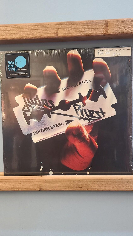 Judas Priest - LP - British Steel