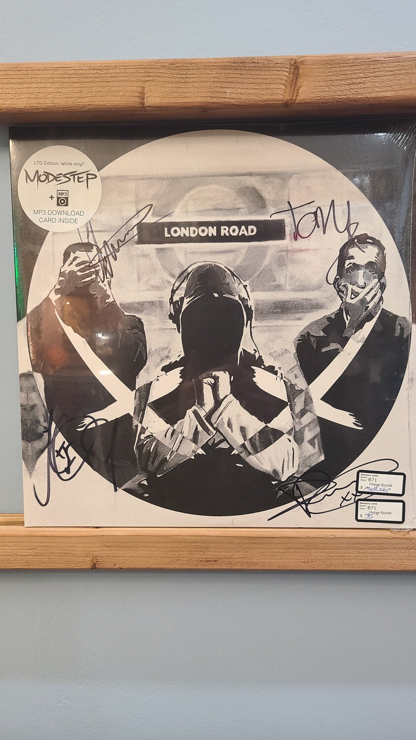 Modestep - LP - London Rd