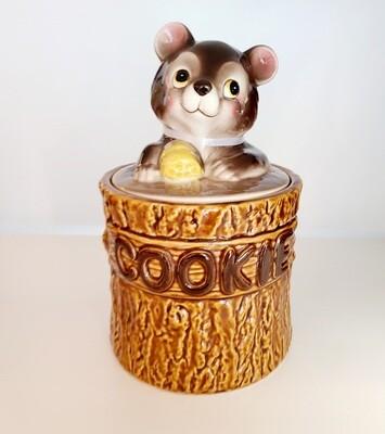 Cameron & Sons Honey Bear Cookie Jar