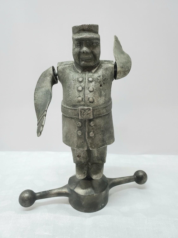 1920's Whirligig hood Ornament - B34