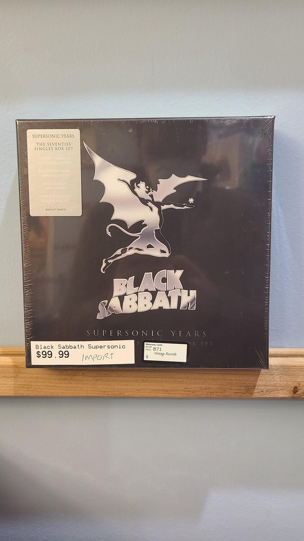 Black Sabbath - The Supersonic Years