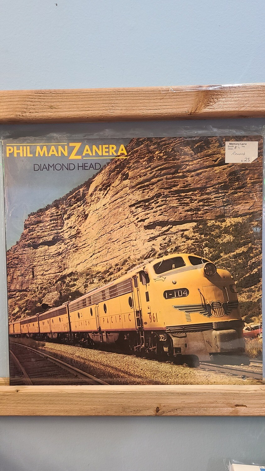 Phil Man Zanera - Diamondhead