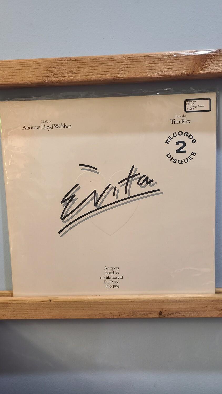 Andrew Lloyd Weber - Evita