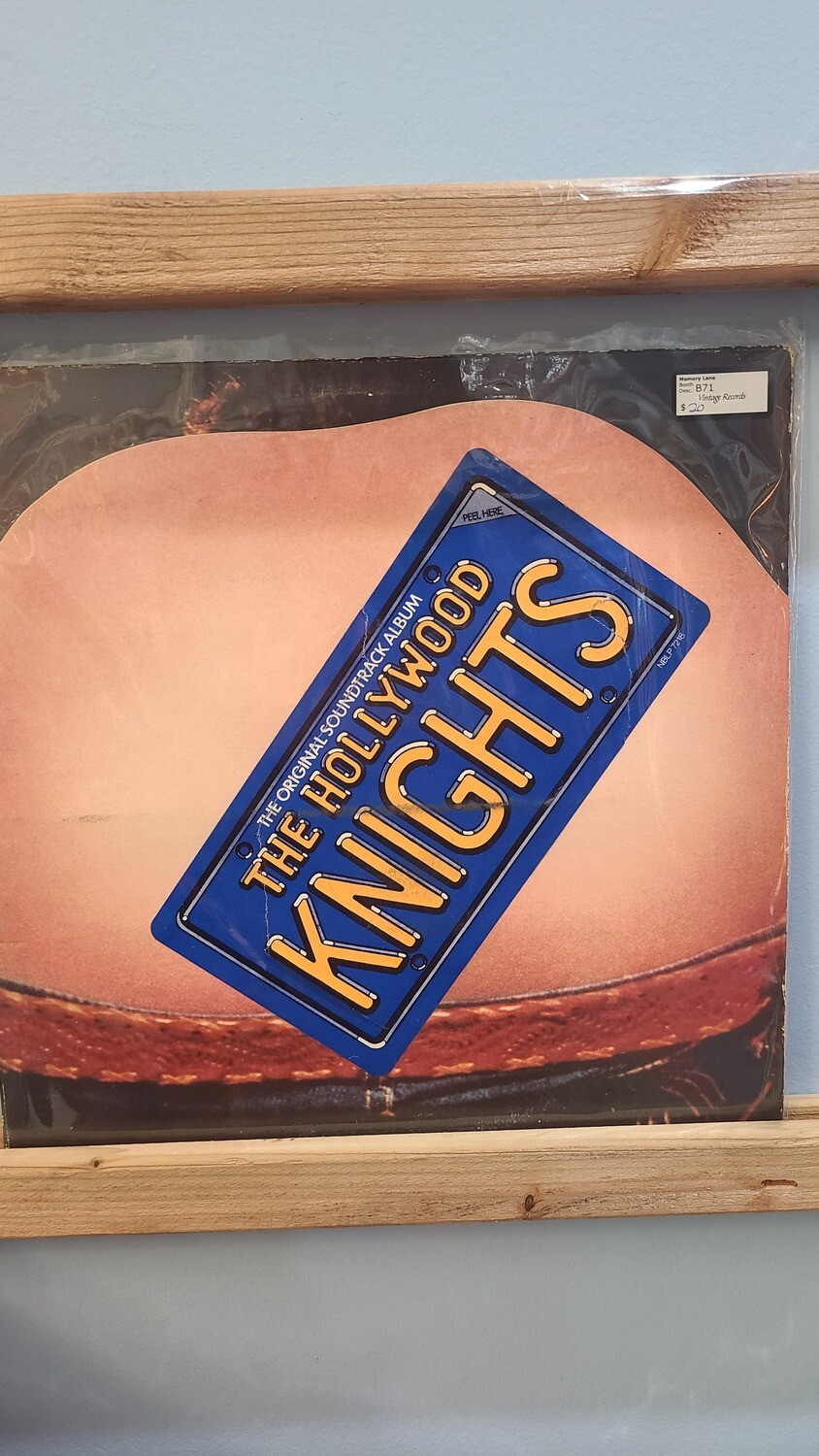 The Hollywood Knights Soundtrack
