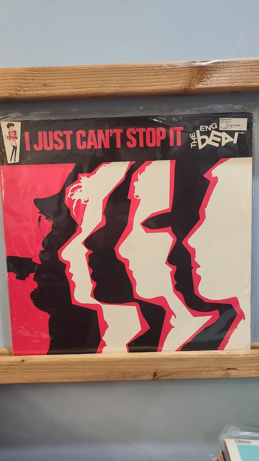 English Beat - Just Can't Stop It