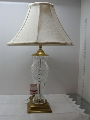 Waterford Crystal Lamp - V51