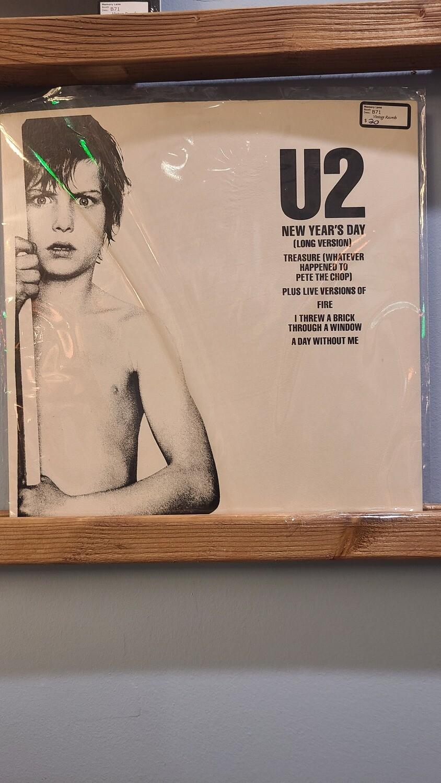 U2 - Newyear's Day