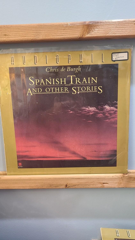 Chris De Burgh - Spanish Train (AUDIOPHILE)
