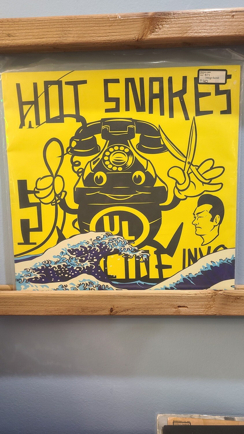 Hot Snakes - Suicide Inc