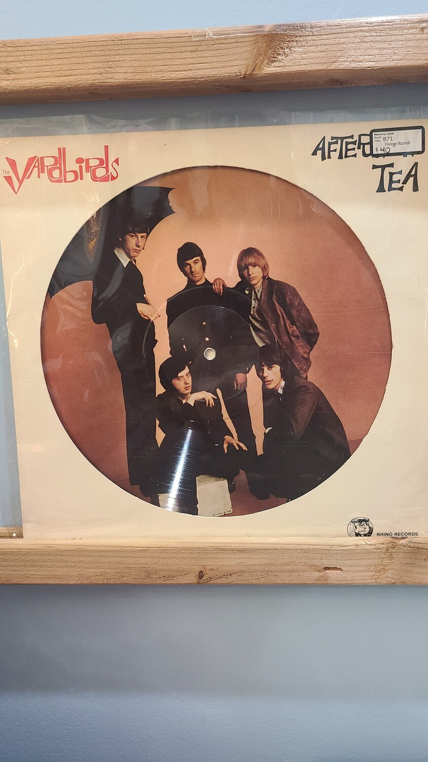 Yardbirds - Rare Interview Disk