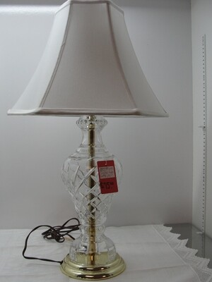Crystal Table Lamp - V51