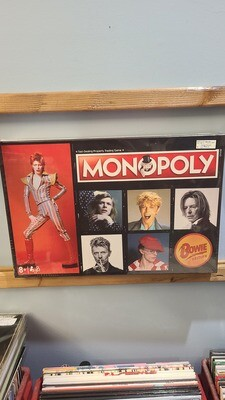 Monopoly - Limited Edition David Bowie