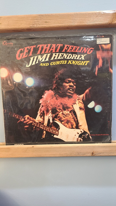 Jimi Hendrix - Get That Feeling