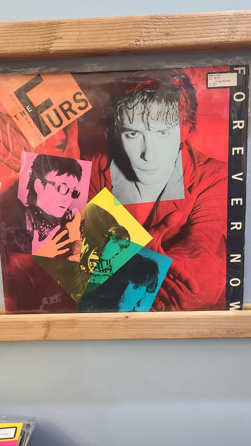 Furs - Forever Now