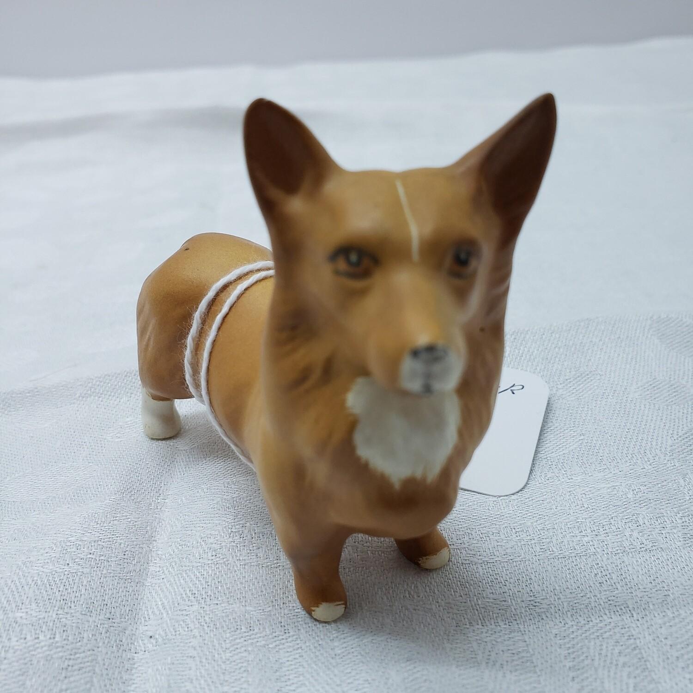 English Beswick Corgy Dog Figurine