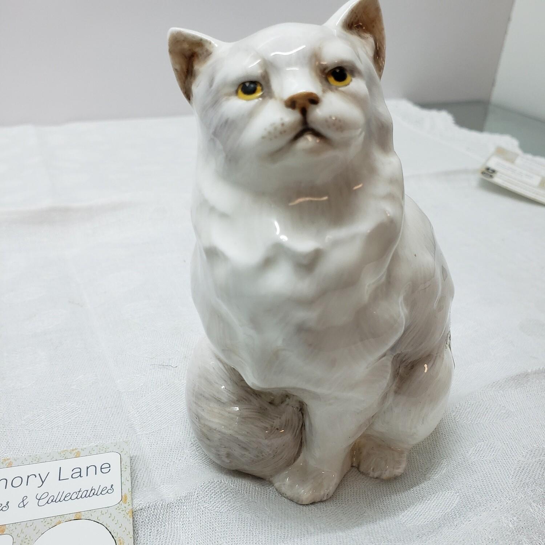 Royal Doulton Persian Cat Figurine