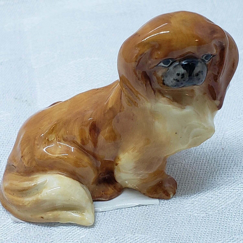 Royal Worcester - Dog Figurine