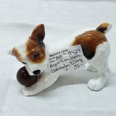 Royal Doulton Character Dog Figurine
